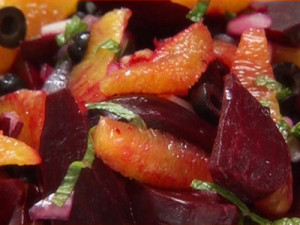 Citrus-Beet-Salad